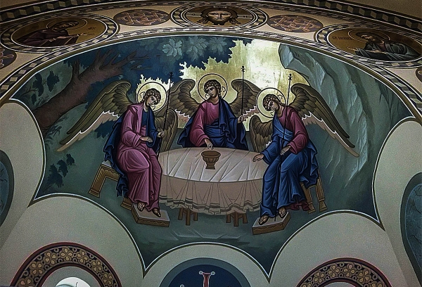 Образ Св. Троицы