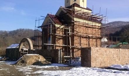 Храм Св. муч. Виктора, Сочи